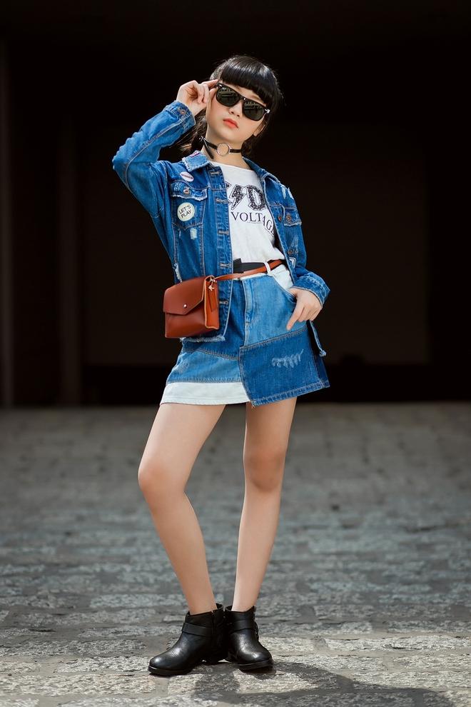 Hình ảnh người lớn của Kim Anh sau khi rời The Voice Kids - Ảnh 1.