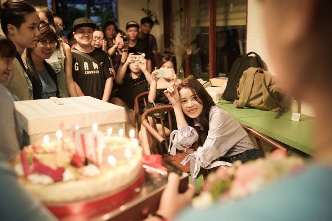 Chi Pu đã lôi kéo được Quang Vinh trở lại showbiz - Ảnh 1.