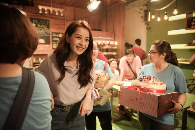 Chi Pu đã lôi kéo được Quang Vinh trở lại showbiz - Ảnh 3.