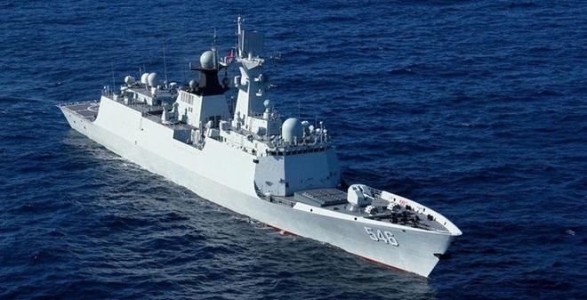 Type 054A - Tàu hộ vệ tên lửa chủ lực trong tham vọng của Trung Quốc
