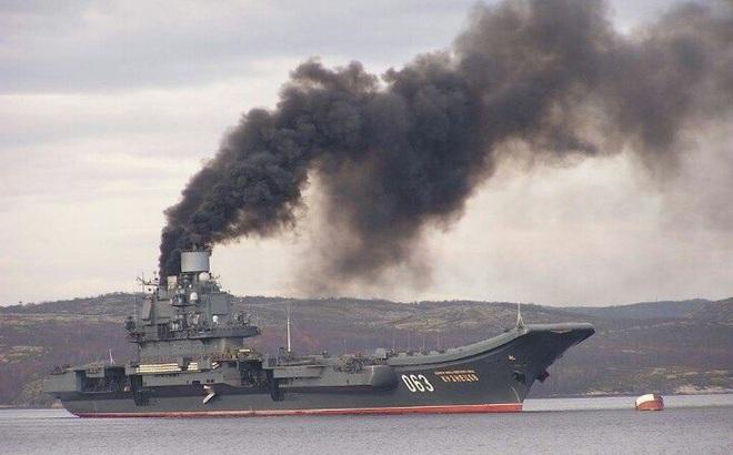 """""""Đừng cười! Ít ra Nga vẫn có tàu sân bay"""""""