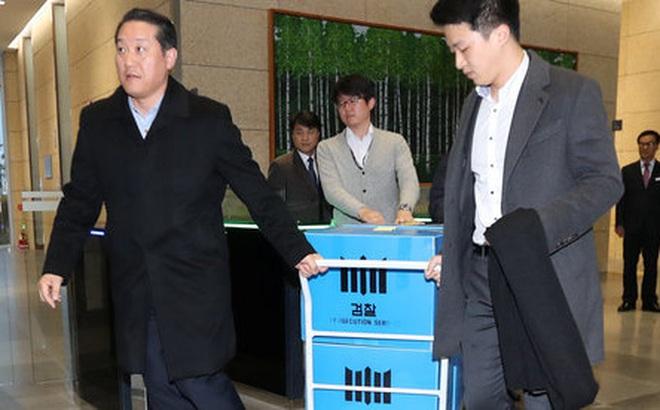 Hàn Quốc chuẩn bị luận tội tổng thống