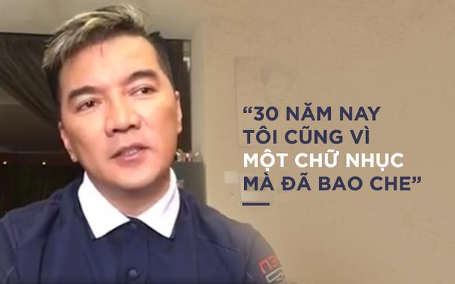 Dương Triệu Vũ: Tôi chứng kiến nhiều lần anh Hưng quỳ xuống xin mẹ ruột - Ảnh 2.
