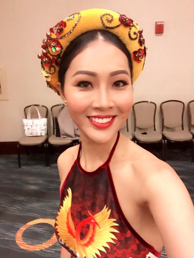 Đại diện Việt Nam gặp sự cố tại cuộc thi Hoa hậu Thế giới 2016 - Ảnh 1.