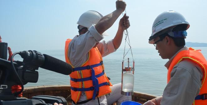 19 lần quan trắc, nước biển tại Nghệ An đều an toàn