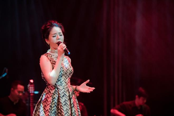 Lệ Quyên tuyên bố sẽ nâng đỡ Quốc Thiên hát nhạc vàng - Ảnh 2.