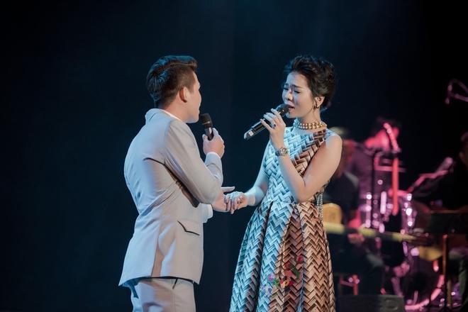 Lệ Quyên tuyên bố sẽ nâng đỡ Quốc Thiên hát nhạc vàng - Ảnh 6.
