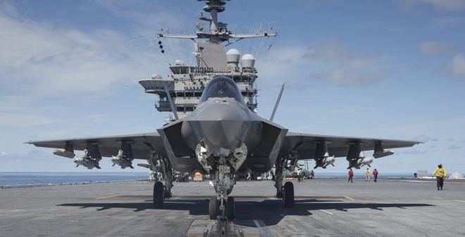 Đại tá Mỹ: Trung Quốc nên biết sợ F-35 ở Biển Đông