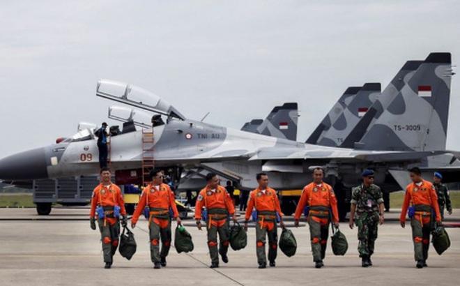 Indonesia tăng cường hiện diện quân sự ở Biển Đông