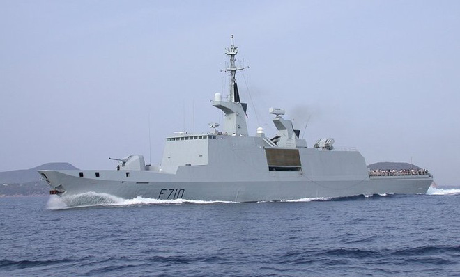 Pháp mang khinh hạm La Fayette tới Biển Đông để chào hàng VN? - Ảnh 3.