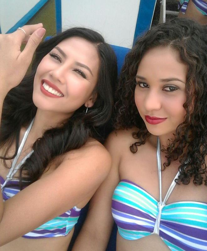 Nguyễn Thị Loan tiết lộ lý do không diễn hết mình với bikini - Ảnh 5.
