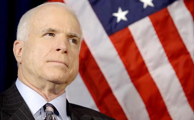 Trung tướng Nga kể lại khoảnh khắc chứng kiến phi công John McCain bị bắn rơi ở Hà Nội