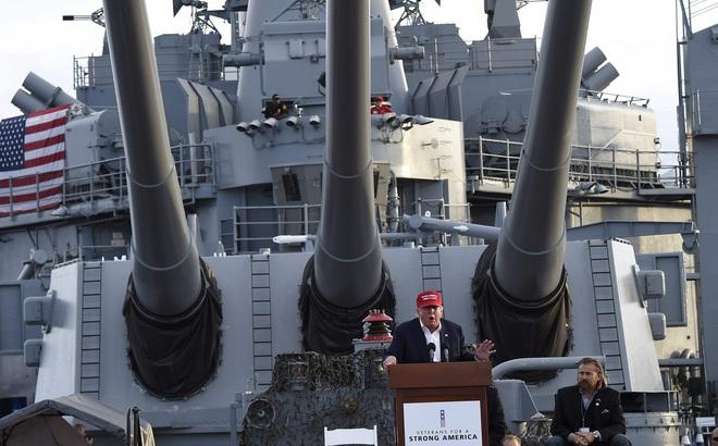 Tổng thống Trump: Thần tốc nắm Quân đội Mỹ, sẵn sàng ngay cho cùng lúc 2 cuộc chiến lớn!