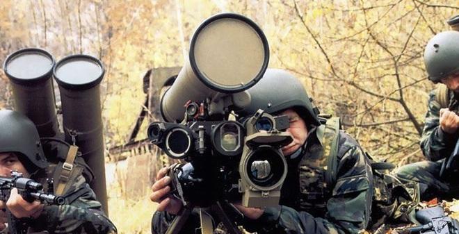 Đại tá Việt Nam: Bình luận về tên lửa chống tăng có điều khiển