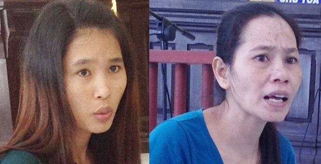 Hai cô gái người Việt tố đường dây mua bán người