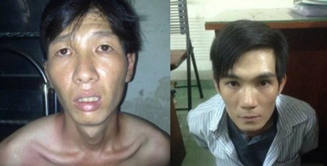 Chuẩn bị đào tẩu, hai tên cướp bị cảnh sát đặc nhiệm tóm gọn