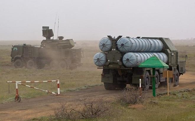 """""""Thêm cánh"""", mãnh thú Pantsir-S1 cận vệ mới của tên lửa phòng không S-300 càng hoàn hảo!"""
