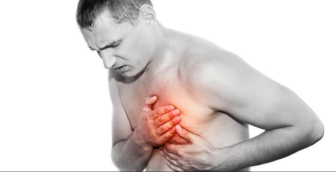 35% người bị đau tim nhầm lẫn triệu chứng bệnh tim với khó tiêu