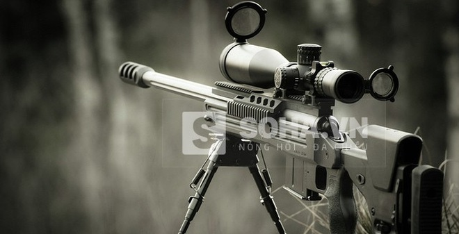 Savage M110 BA - Súng bắn tỉa chính xác cao thế hệ mới của Mỹ