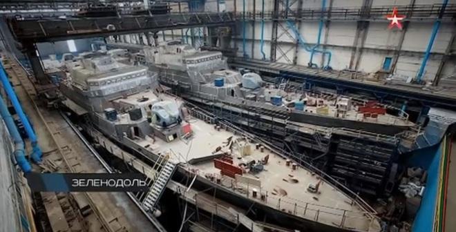Cập nhật tiến độ thi công cặp tàu Gepard tiếp theo của Việt Nam