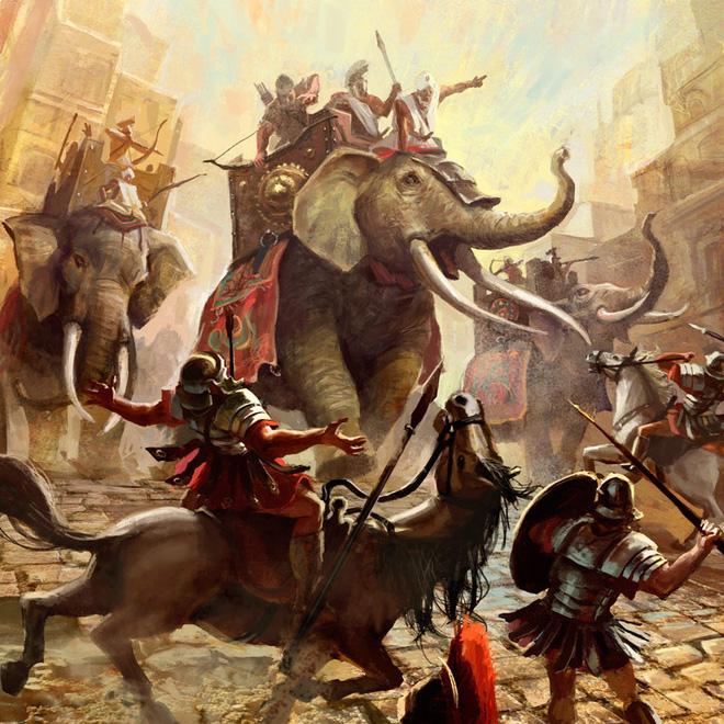 Biệt kích rắn độc - Đội quân làm nên chiến thắng không tưởng của tướng Hannibal - ảnh 4