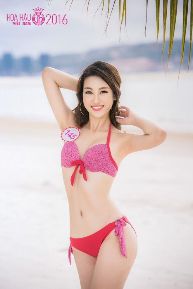 Nóng bỏng ảnh bikini các thí sinh đẹp nhất Hoa hậu VN 2016 - Ảnh 12.