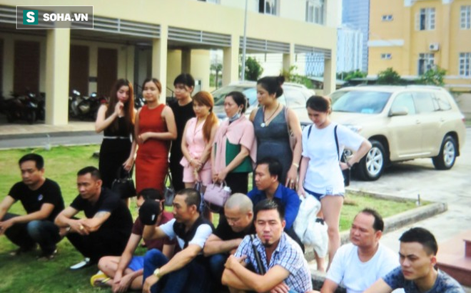 """Hàng chục dân chơi thuê phòng """"phê"""" ma túy ở Sài Gòn"""