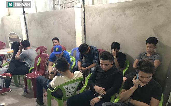 Nhiều dân chơi phê ma túy trong 2 căn biệt thự vùng ven Sài Gòn