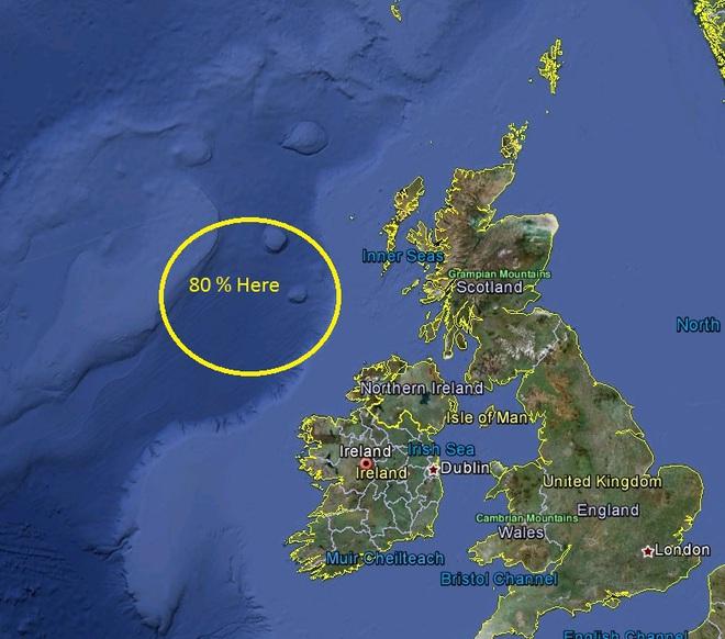 Bí mật rùng rợn tạiđảo ma nằm giữa Đại Tây Dương - Ảnh 2.