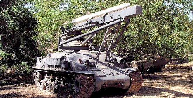 Biến thể đặc biệt của tên lửa chống radar AGM-45 Shrike