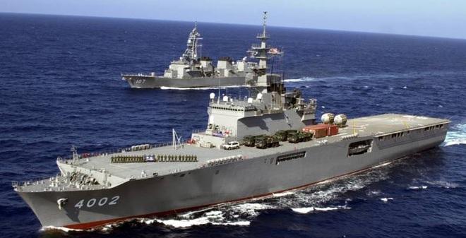 Tàu đổ bộ Nhật có thể bán cho các quốc gia ĐNÁ mạnh đến mức nào?