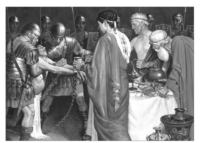 Vua độc dược - Cơn ác mộng giữa đời thật của hơn 80.000 quân La Mã - Ảnh 1.