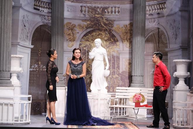Á hậu Hoàng Oanh đá xoáy scandal của Hồ Ngọc Hà với đại gia kim cương - Ảnh 4.
