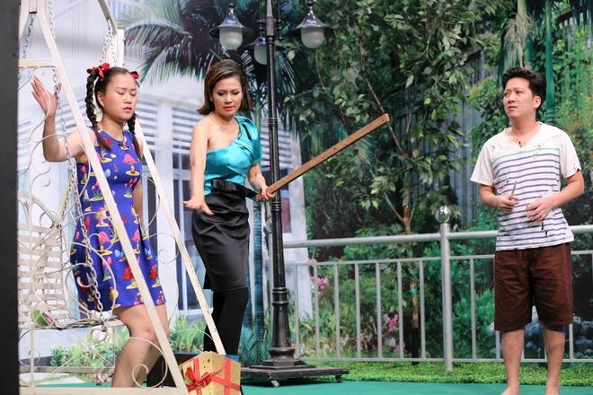 Á hậu Hoàng Oanh đá xoáy scandal của Hồ Ngọc Hà với đại gia kim cương - Ảnh 8.