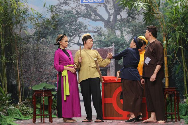 Trấn Thành khiến Hương Giang Idol chết đứng khi nói người cô toàn mùi silicon - Ảnh 3.