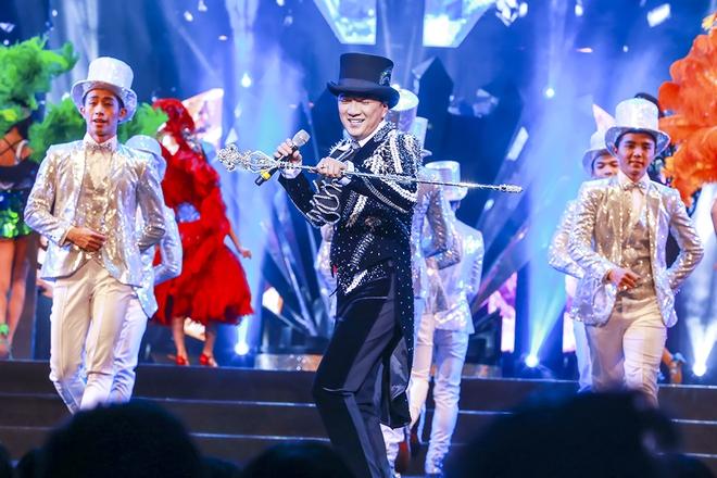 Diamond show: Quyền lực thực sự của Mr Đàm - Ảnh 1.