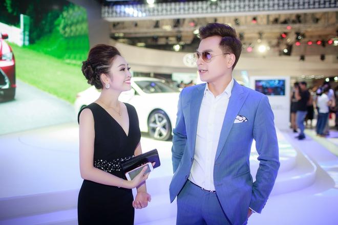 Nhan sắc xinh đẹp của MC Thùy Linh thu hút sự chú ý tại sự kiện - Ảnh 5.