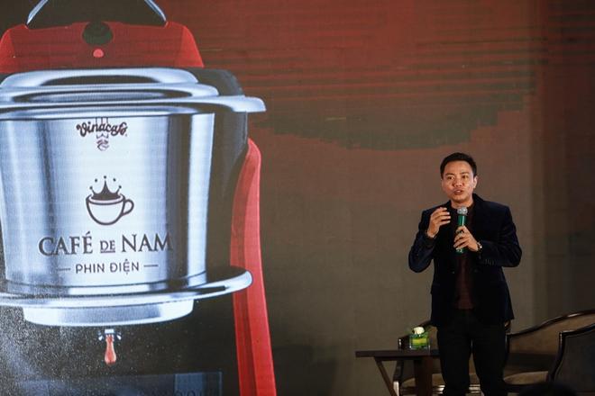 Giám đốc Masan lần đầu nói về điểm khác biệt của ly cà phê ông Obama muốn uống khi tới VN - Ảnh 1.
