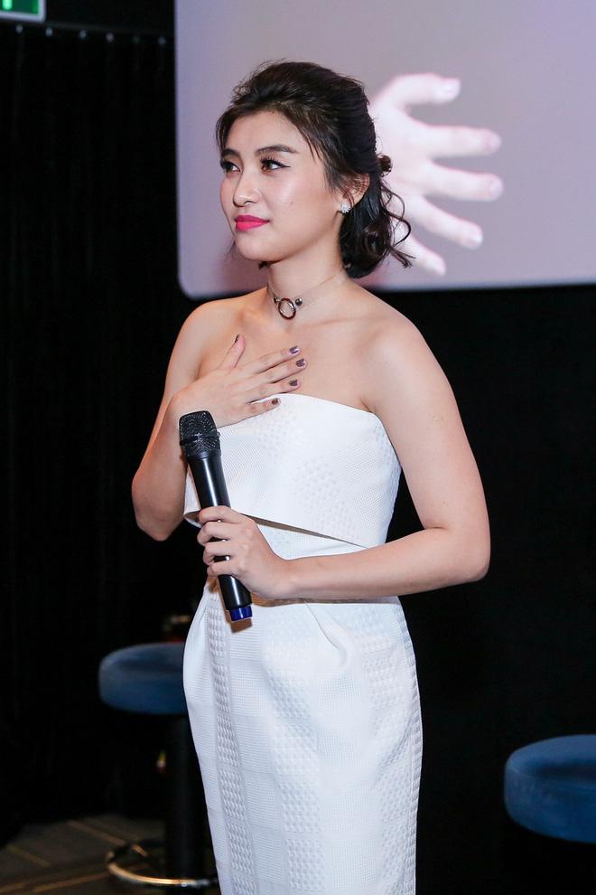 Tiêu Châu Như Quỳnh tái xuất sau khi chia tay bạn trai - Ảnh 2.