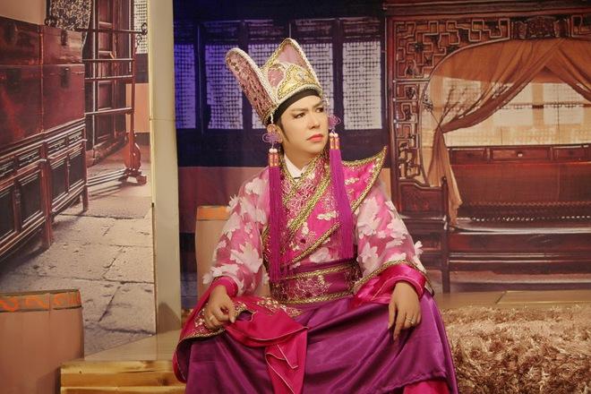 Long Nhật làm thái giám trong vở kịch mới - Ảnh 2.