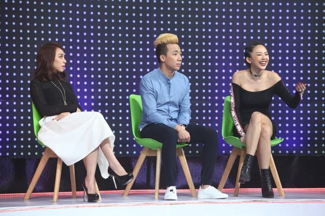 Trấn Thành bất ngờ nhận Tóc Tiên là em gái nuôi  - Ảnh 1.
