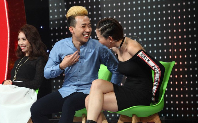 Trấn Thành bất ngờ nhận Tóc Tiên là em gái nuôi