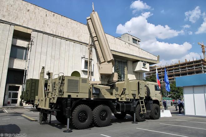 Thêm cánh, mãnh thú Pantsir-S1 cận vệ mới của tên lửa phòng không S-300 càng hoàn hảo! - Ảnh 1.