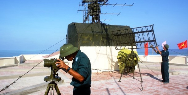 Việt Nam có thể chi 30 triệu USD mua radar tần số cao của Mỹ