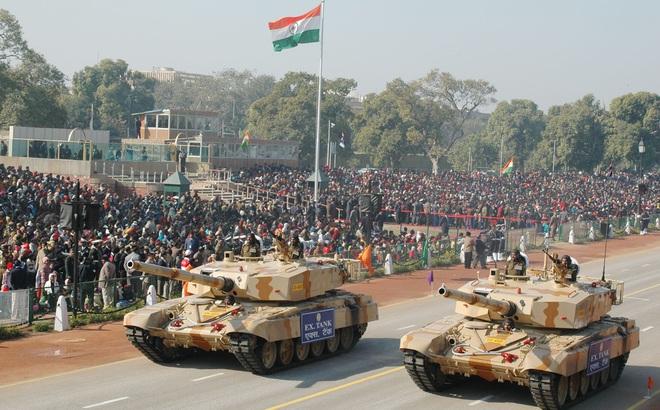 Thân T-72 nhưng lại gắn tháp pháo Arjun, đây là loại xe tăng nào của Ấn Độ?