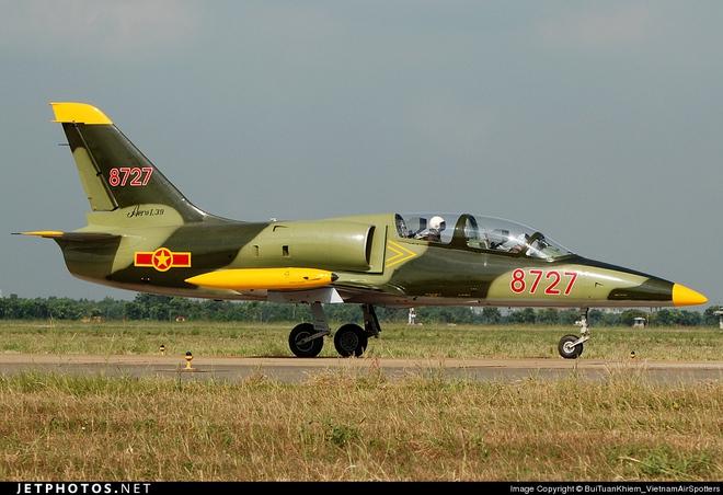 Khả năng chiến đấu của máy bay huấn luyện L-39 Việt Nam - Ảnh 1.