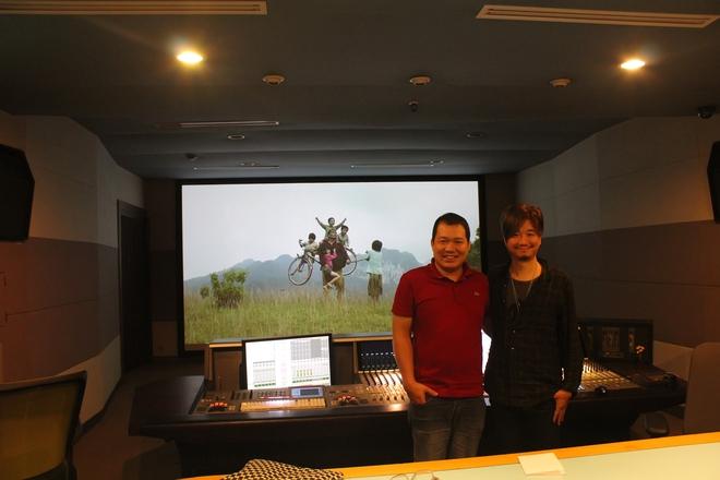 Nhạc sĩ nổi tiếng Hàn Quốc rơi nước mắt vì phim Việt - Ảnh 2.