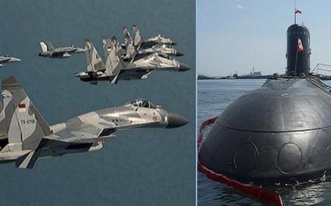 """Indonesia sẽ là """"Vua vũ khí Nga"""" tại Đông Nam Á?"""