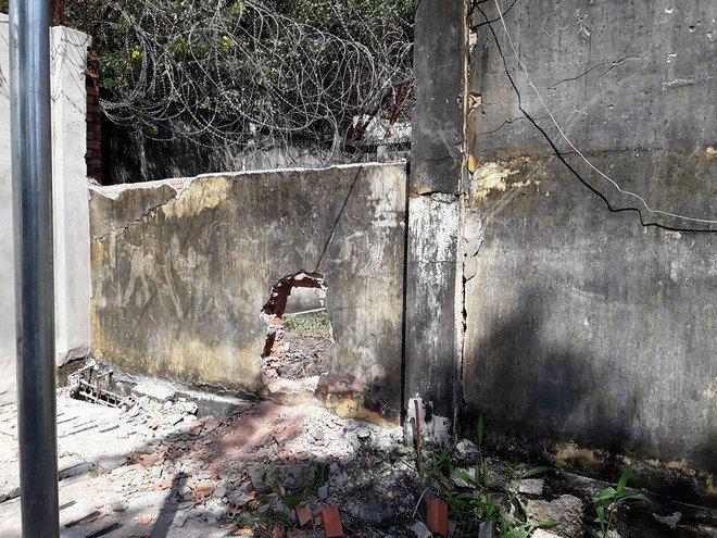 Nguyên nhân học viên cai nghiện phá tường, đánh bảo vệ trốn ra đường - Ảnh 1.