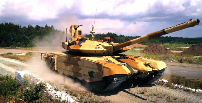 Khói xe tăng - không phải lúc nào cũng vô tích sự!